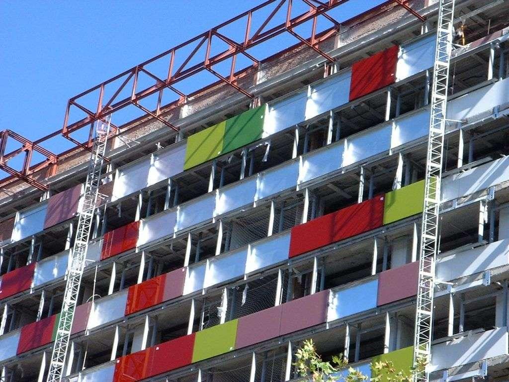 INE Building