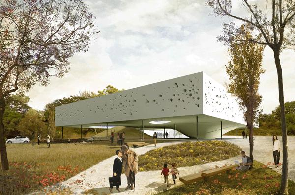 Santa Eulalia Cultural Center
