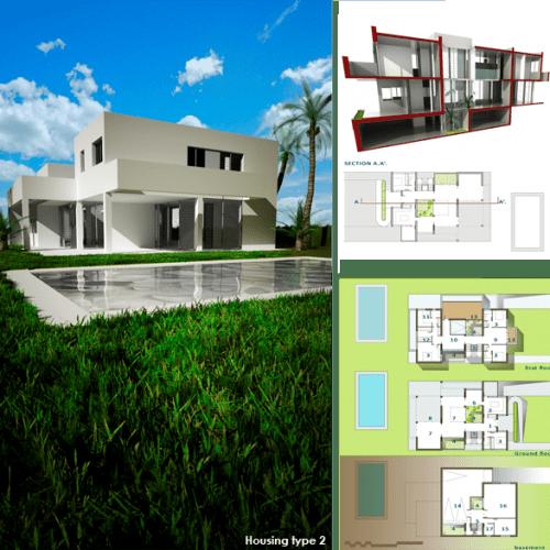 Manacor - Luxury Housing Development