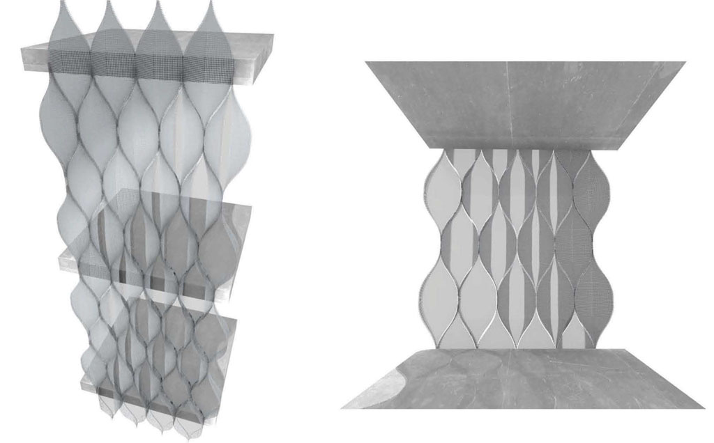Mock-up Parametric Facade